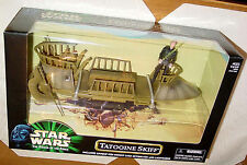 STAR WARS TATOOINE SKIFF LUKE TARGET EXCLUSIVE PLUS R2 D2 HOLO LEIA SKIFF GUARDS
