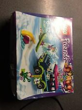 LEGO FRIENDS SNOW RESORT OFF ROADER SET 41321 WITH EMMA - CHRISTMAS
