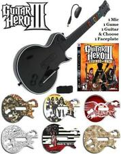 NEW PS3 Guitar Hero III Les Paul Controller w/ Dongle & GH3 Legends of Rock Game