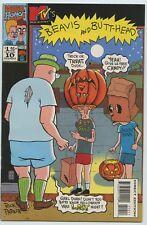 Beavis and Butthead #10 Marvel Comics Dec 1994 VF-NM