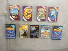 25 Sinclair ZX Spectrum 48K 128K PLUS 2 Firebird Silverbird Code Masters Tapes