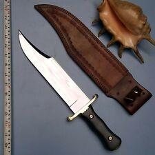 Ursa's Custom handmade 5160 Spring Steel Iron Mistress Bowie knife UI-68MPA