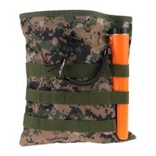 Metal Detecting Finds Recovery Camo Waist Bag Pouch Drawstring Belt Treasure Bag