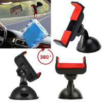 360°Car Holder Windshield Dashboard Suction Cup Mount Bracket for Cell Phone Hot