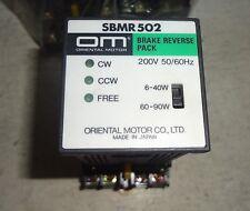OM ORIENTAL Motor speed regulator SBMR502