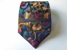 PIERRE CARDIN SILK TIE SETA CRAVATTA MADE IN ITALY 99