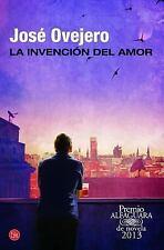LA INVENCIÓN DEL AMOR/PREMIO ALFAGUARA/2013/by/Ovejerojosé/book