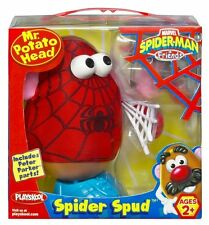 "Mr PATATE en SPIDERMAN "" Spider Spud "" POTATO HEAD NEUF"