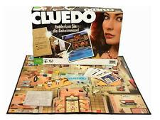 Cluedo Das klassische Detektiv-Spiel Parker Brettspiel vollständig 2006