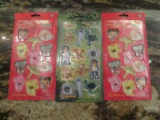 60 piece Ni Hao Kai lan go diego go Stickers stretch bands Bracelet Nickelodeon