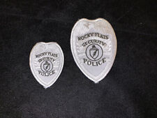Rocky Flats Atomic Energy Plant Security Police Matching Set Patch Colorado *NEW