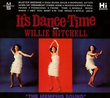 It's Dance-time 0767981121628 by Willie Mitchell CD
