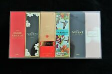 NEXT PARFUM SET OF 6. Just Pink, Define, Flowers, Paradise & More. NEW & SEALED