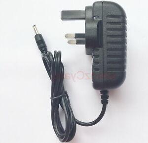 UK Power adapter DC 18V 1A 200mA 300mA 400mA 500mA 600mA - 800mA 3.5mm x 1.35mm