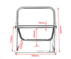 Cable Holder Stand Wire Cable Reel Caddy Foldable