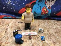 The Simpsons Brad Goodman Intelli-Tronic Action Figures Playmates Toys 2002