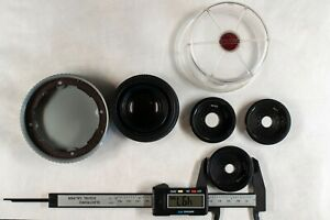 120mm f4.5 Rodenstock Imagon with Helical Mount and Discs