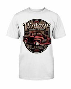 Vintage Chevy Pickup - T-Shirt