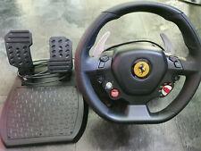THRUSTMASTER Ferarri 458 Italia Racing Wheel for Xbox 360/PC - Black
