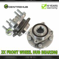 (2) Front Wheel Bearing Hub For 2007 - 2014 Chrysler 200 Sebring & Dodge Avenger