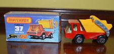 Matchbox Superfast #37 Skip Truck