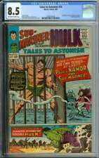 TALES TO ASTONISH #70 CGC 8.5 OW/WH PAGES // SUB-MARINER BECOMES FEATU ID: 31807