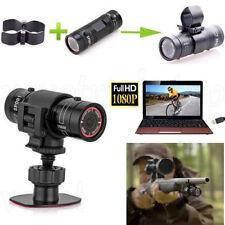HD 1080P Video DV Gun Clip Mount Helmet Sports Action Camera Camcorder Hunting