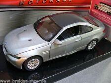 1/24 Motor Max BMW M3 Coupe silbermetallic- Dach anthrazit