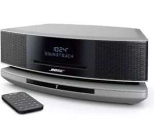 Bose Wave SoundTouch Music System IV PLATINUM SILVER with Bluetooth Wifi