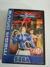 Streets Of Rage 3 III Complete Sega Mega Drive  Megadrive  - PAL