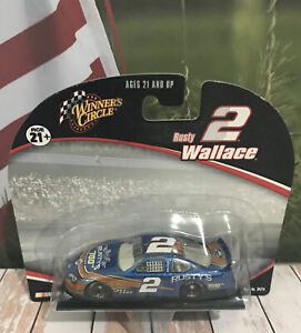 Car 1:64 Diecast NASCAR 2006 Rusty Wallace 700th Start Miller Lite Dodge Charger