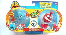 BANDAI PAC-MAN ICE PAC & BLINKY THE GHOST ADVENTURES