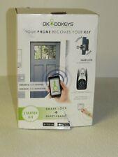 OKIDOKEYS Smart Lock Starter Kit System. FAST FREE SHIPPING.