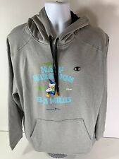Champion Performance Walt Disney World 2018 Half Marathon Gray Hoodie Jacket 2XL
