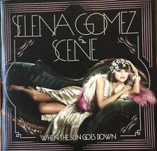 When the Sun Goes Down by Selena Gomez/Selena Gomez & the Scene (CD, 2011,...