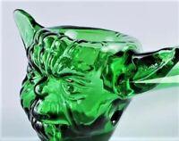 New Star Wars Yoda Jedi Black Movie Hookah Glass Water Pipe Bong Bubbler Smoking