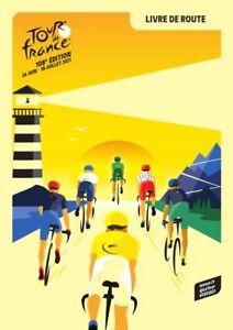 Roadbook / Livre de Route - Tour de France 2021 (Francese-French)