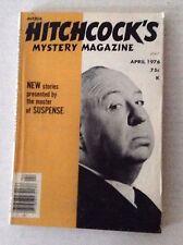 Alfred Hitchcock's Mystery Magazine Next In Line April 1976 030717NONRH