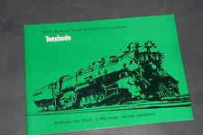TENSHODO catalogo di 1976