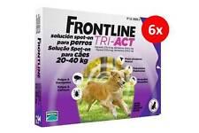 FRONTLINE TRI-ACT 20-40 KG (6 pipetas)  – ANTIPARASITARIO