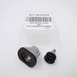 B21-28-KIT62 LARGE UPPER CHUCK + SUCTION CUP, BISPHERE STYLE TBA PRESS LENS