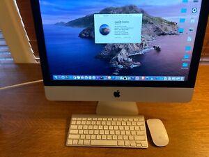 Apple iMac 21.5 inch late 2013 2.7 Ghz Quad-Core i5 16GB RAM 500GB SSD