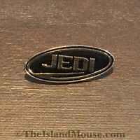 Rare Vintage Lucas Films Disney Return Jedi Star Wars Icon Pin (UJ:11861)