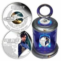 Star Trek: Discovery 2018 1oz Silver Proof Two Coin Set  only 1,500 sets minted