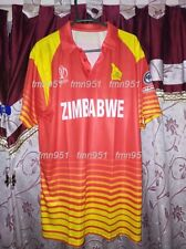 Cricket Zimbabwe Team Shirt Jersey All Adults & Kids Sizes Short & Long Sleeves