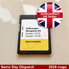 SD Card GPS Software & Maps for Volkswagen for sale | eBay
