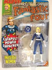 """1994--FANTASTIC FOUR """"Invisible Woman"""" (Action Figure) [NIP] by Toy Biz"""
