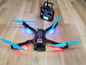 Drone WLTOYS Modifié