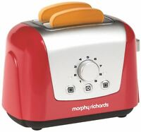 Casdon MORPHY RICHARDS TOASTER Food Cooking Pretend Play Pre-School Toy BN