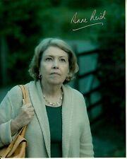 ANNE REID hand-signed MARCHLANDS 8x10 uacc rd coa FANTASTIC COLOR CLOSEUP SCENE